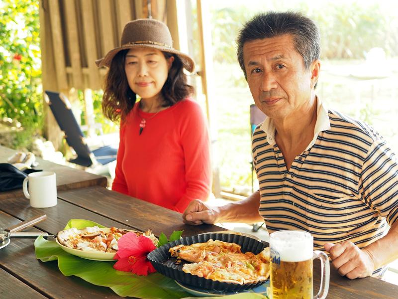 奄美大島でゆったり宿泊するならあーりーばーど。ホームページを公開しました。